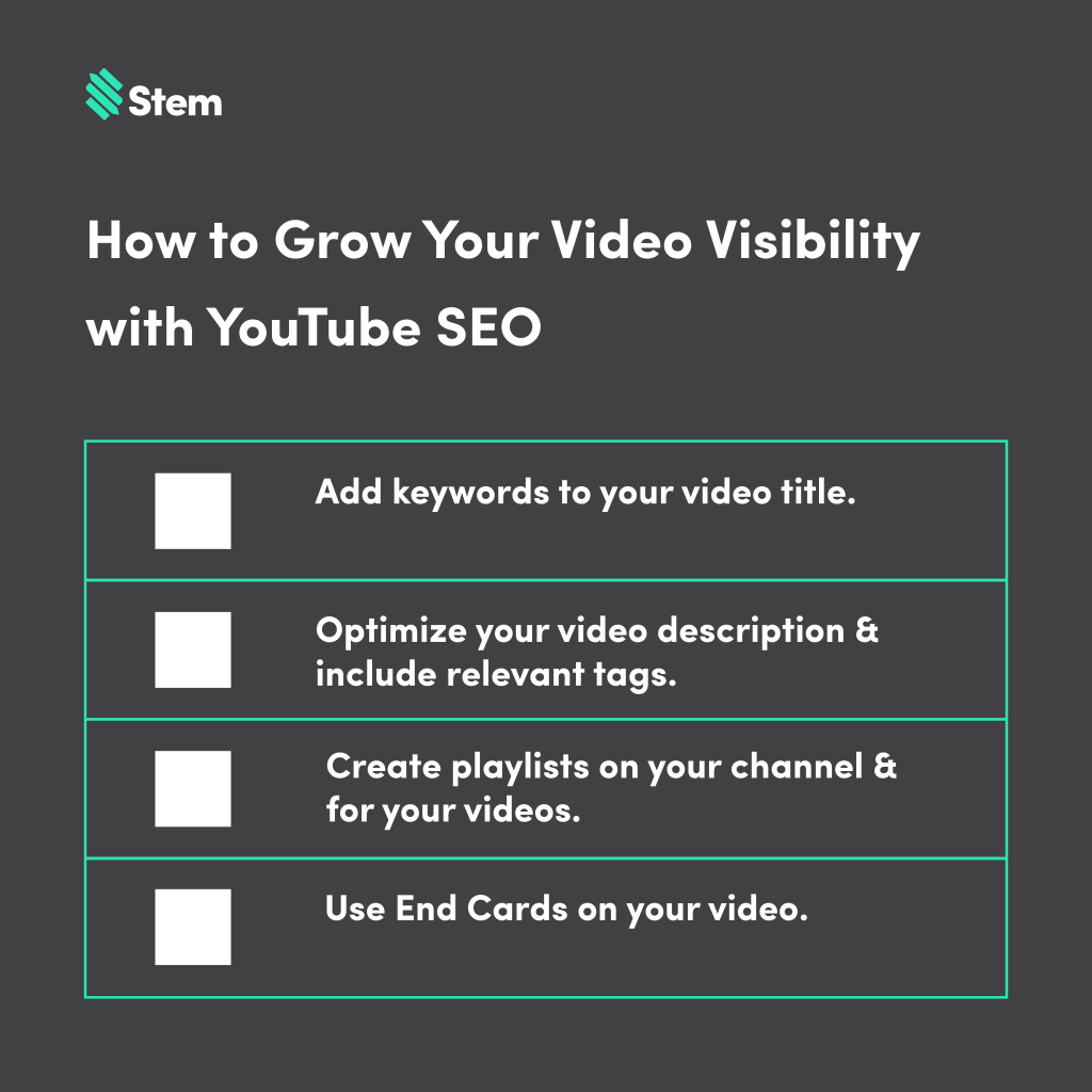 youtube-seo-checklist