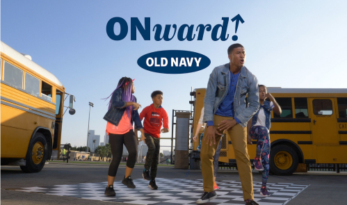 Old Navy x i am other